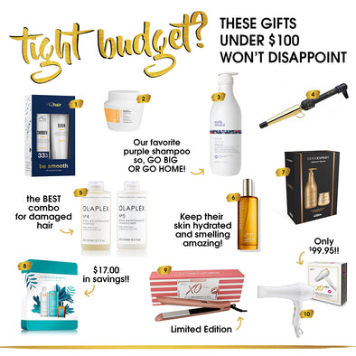 Gift Guide: Gifts Under $100 That Won't Disappoint!