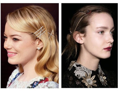 Gorgeous Holiday Hair Trends