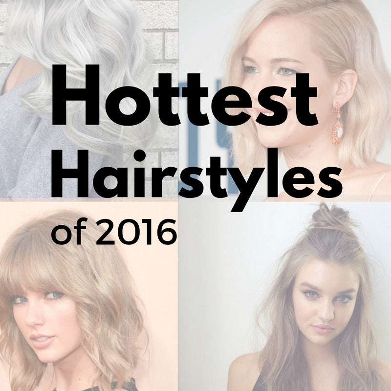 Looking Back on the Hottest Hairstyles of 2016