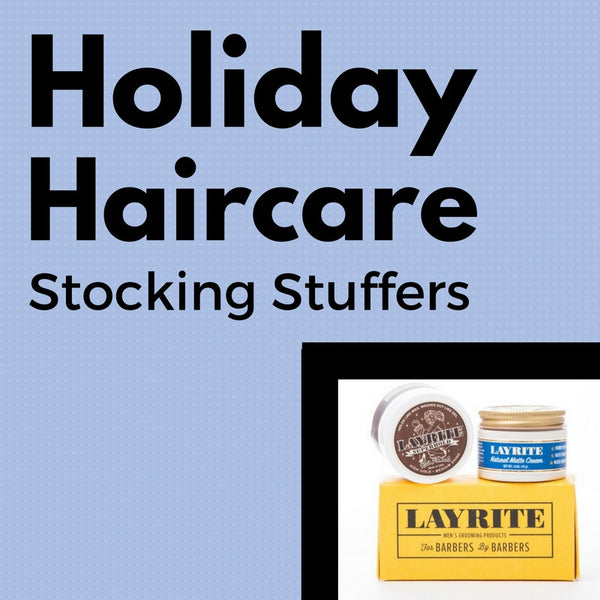 Haircare Stocking Stuffers: Give the Gift of Beautiful Locks