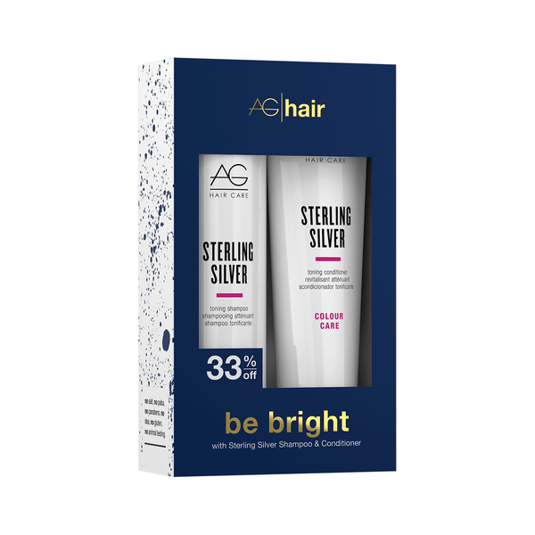 AG Hair Sterling Silver