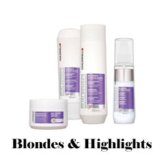 Goldwell Blondes and Highlights