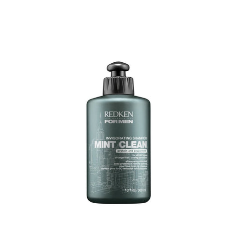 Redken Mens Mint Clean Shampoo