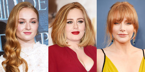 strawberry - top five hair colours for spring
