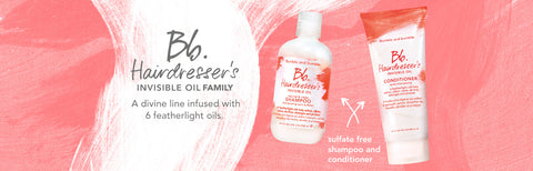 Bumble and bumble canada invisible oil