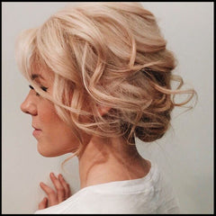 Hair Salon Updo