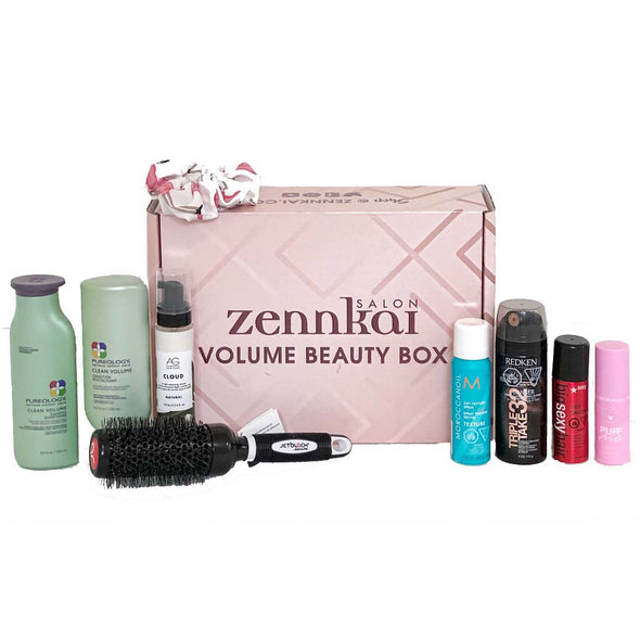 Zennkai Beauty Box - VOLUME