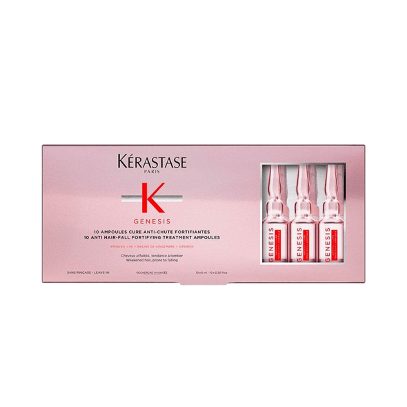 Kerastase Genesis Anti Breakage Fortifying Treatment Ampoules 10x6ml