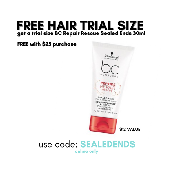 BC Repair Rescue Sealed Ends 30ml