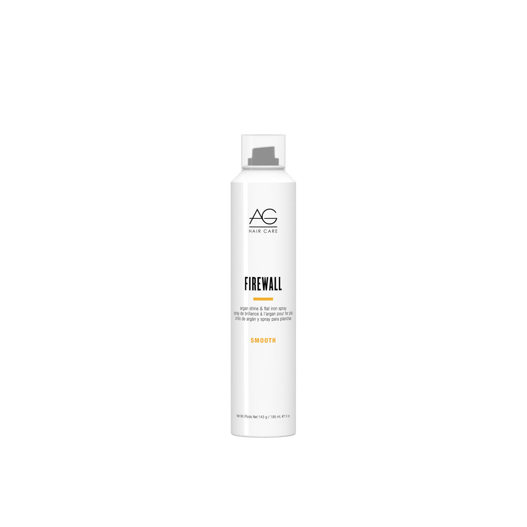 AG Smooth Firewall Flat Iron Spray 187ml