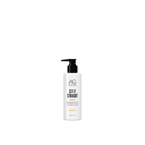 AG Smooth Set it Straight Straightening Lotion 148ml