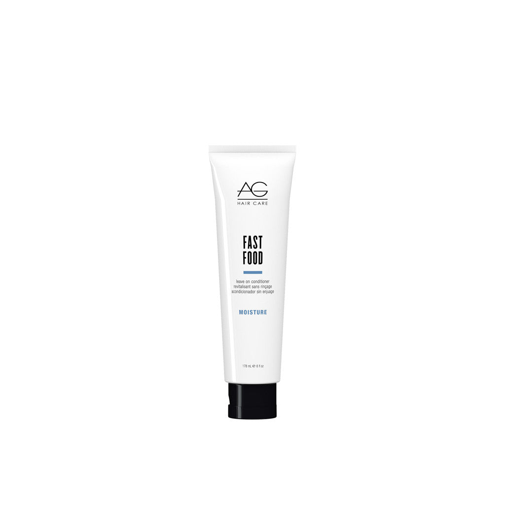 AG Moisture & Shine Fast Food Leave in Conditioner 178m