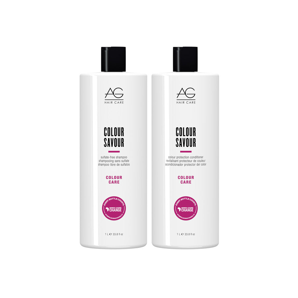 AG Colour Care Savour Duo
