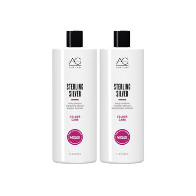 AG Colour Care Silver Duo