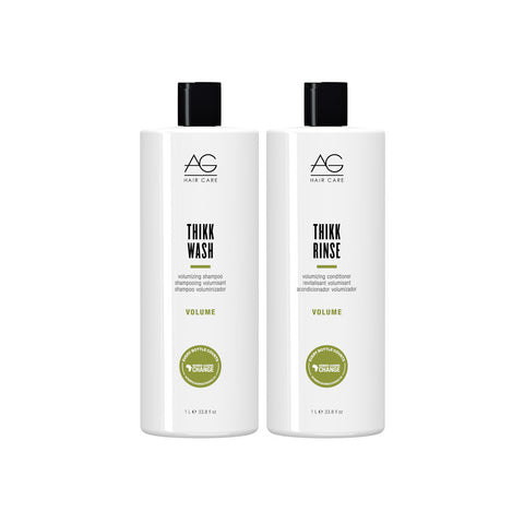 AG Volume Thikk Wash/Rinse Duo