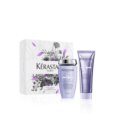 Kerastase Blond Absolu Summer Blonde (Ultra Violet) Spring Bundle
