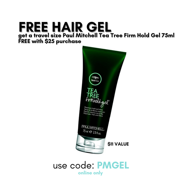 Paul Mitchell Tea Tree Firm Hold Gel 75ml