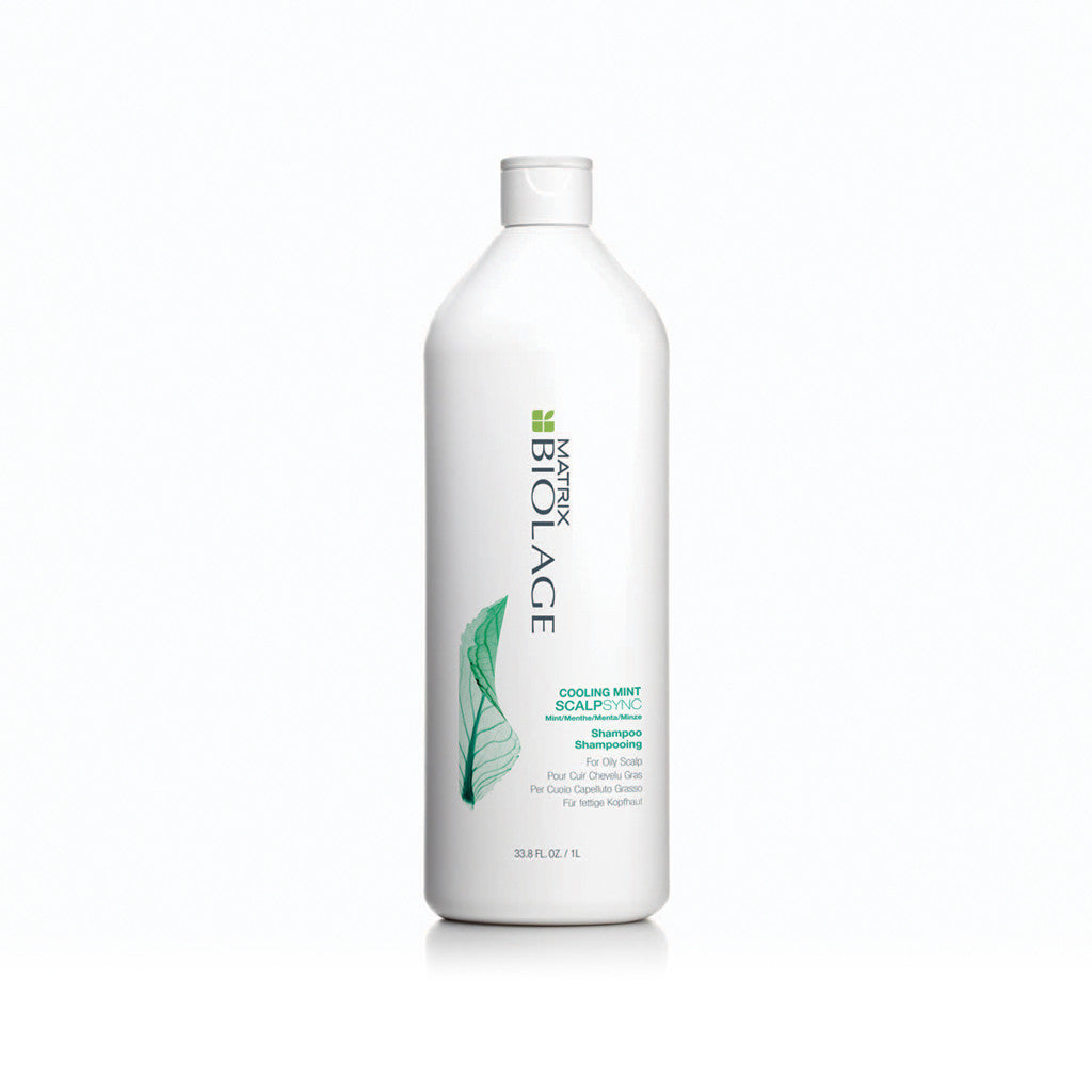 Biolage ScalpSync Cooling Mint Shampoo Litre