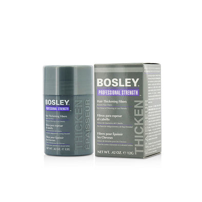 Bosley Fiber Light Brown  .42oz