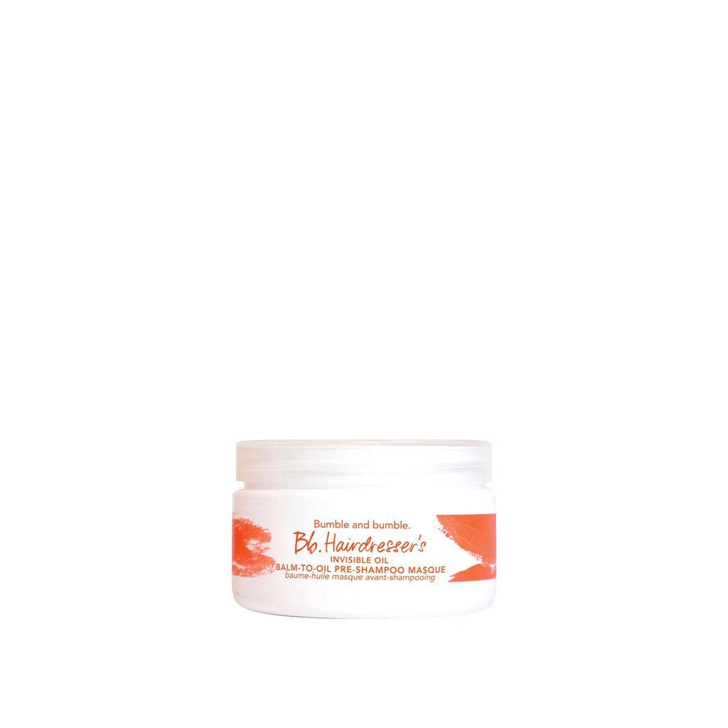 Bumble and bumble. Hairdresser's Invisible Oil Balm to Pre-Shampoo Masque 100ml