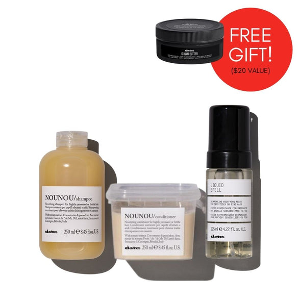 Davines Repair Bundle