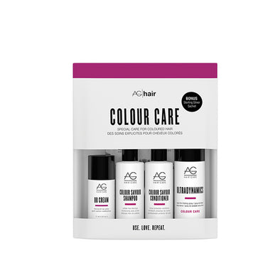 AG Colour Care Travel Kit 4 pack