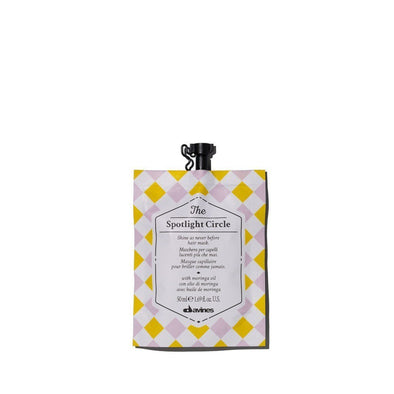 Davines Circle Chronicles The Spotlight Circle Mask 50ml