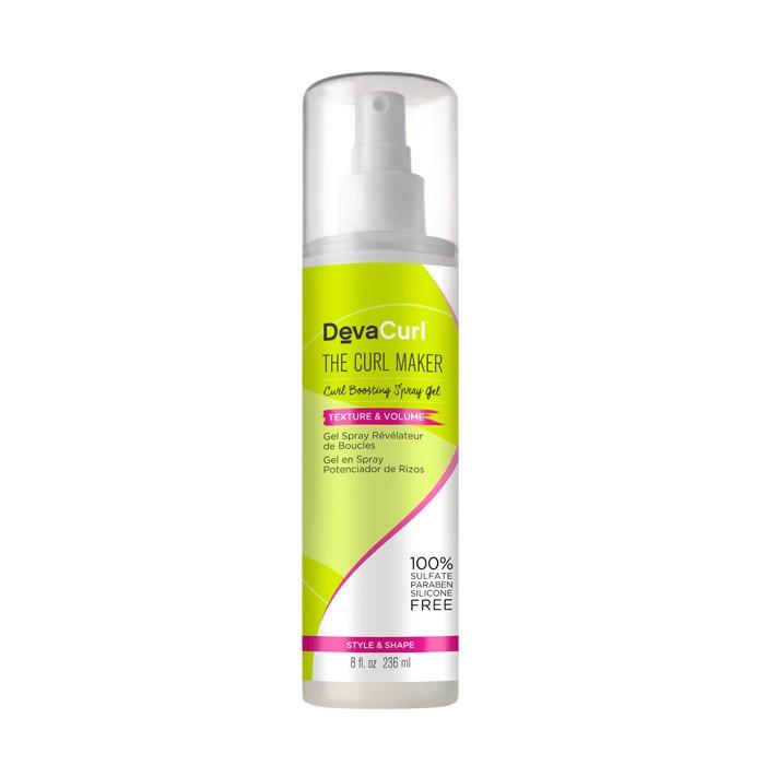 DevaCurl The Curl Maker Spray Gel 236ml
