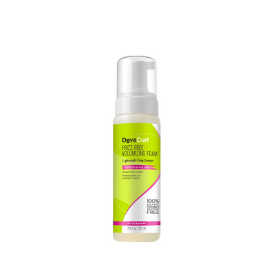 Devacurl Frizz-Free Volumizing Foam 222ml