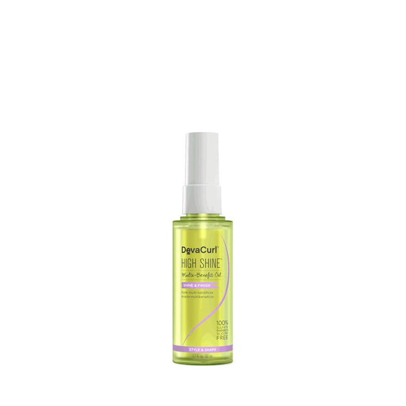 Devacurl High Shine Multi-Benefit Oil 50ml