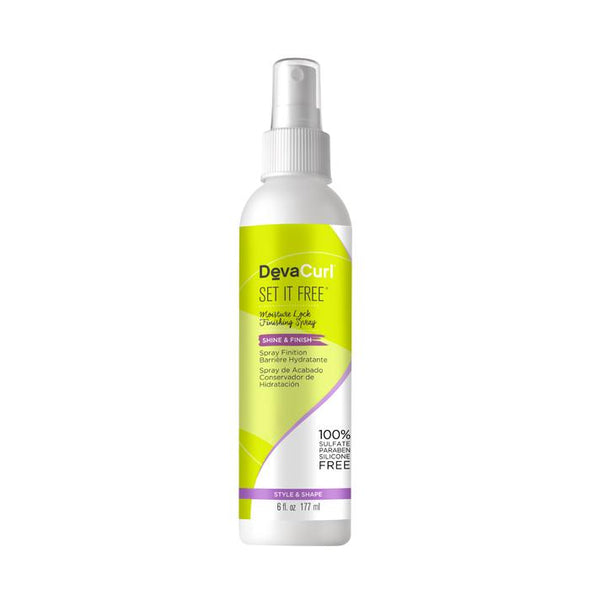 DevaCurl Set it Free Moisture Lock Spray 177ml