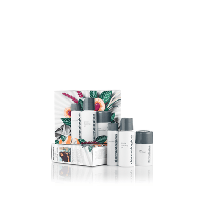 Dermalogica Cleanse + Glow To Go Holiday Pack