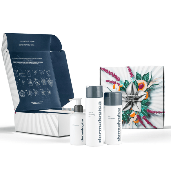 Dermalogica Your Best Cleanse + Glow Holiday Pack