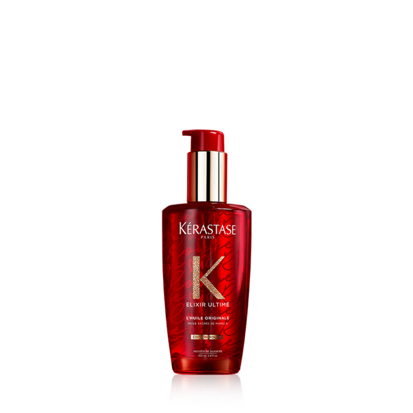 Kerastase Limited Edition Rouge Elixir Ultime Original Oil Serum