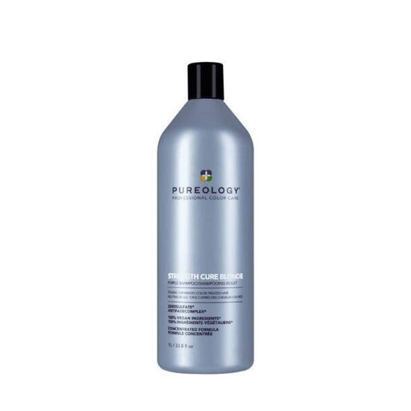 Pureology Strength Cure Blonde Shampoo 1L