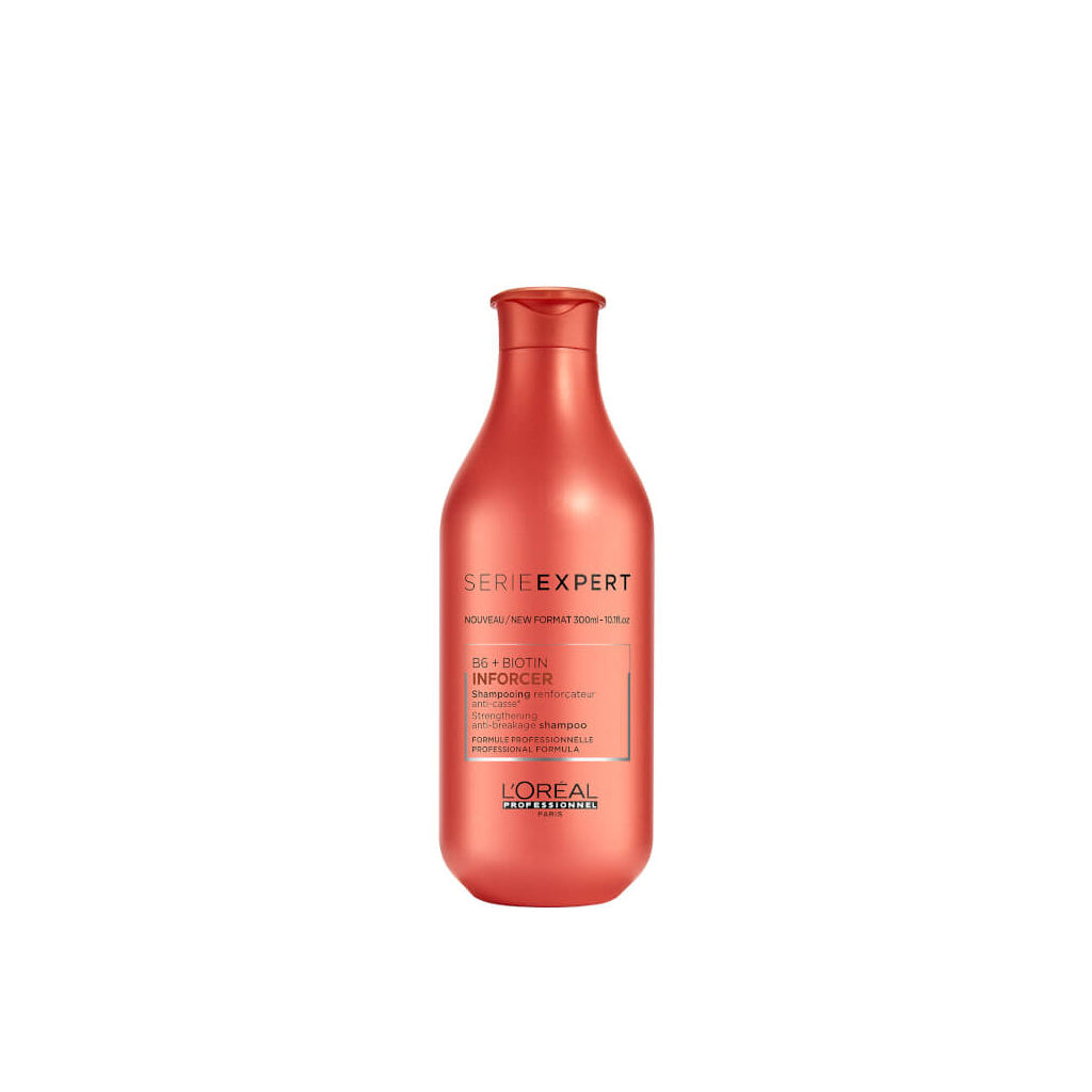 L'Oreal INFORCER Strengthening Shampoo 300ml