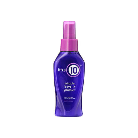 It's a 10 Miracle Leave-In Product 120ml