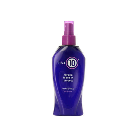 It's a 10 Miracle Leave-In Product 295ml