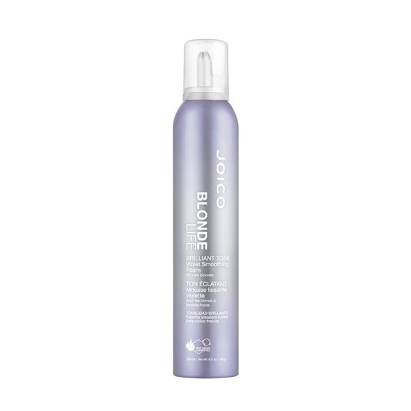 Joico Blonde Life Brilliant Tone Violet Smoothing Foam 200ml