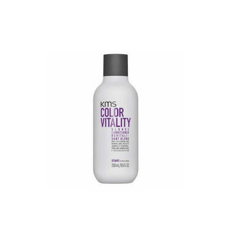 KMS Color Vitality Blonde Cond 250ml