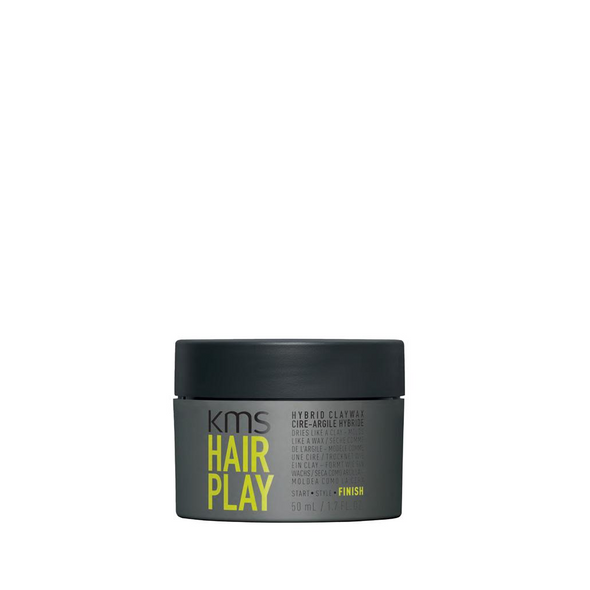 KMS Hair Play Hybrid Claywax 50ml