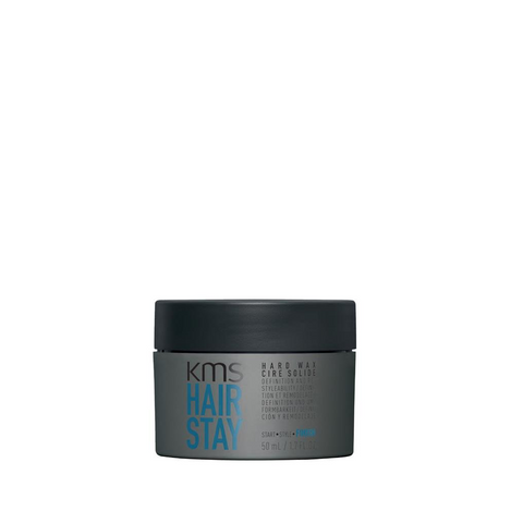 KMS Hair Stay Hard Wax 50ml