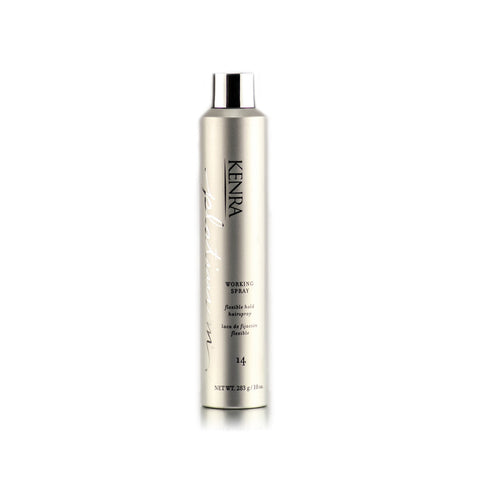 Kenra Platinum working spray 283g