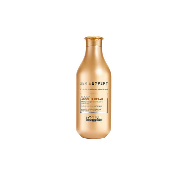 L'Oreal Gold Quinoa Absolut Repair Shampoo