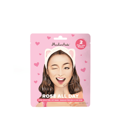 Maskeraide Rose All Day Pore Refining Rose Gold Peel Off Mask