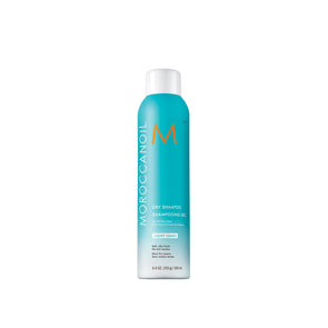 Moroccan Oil Light Dry Shampoo 205ml