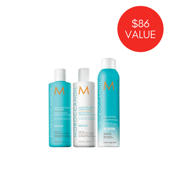 MoroccanOil Color Preserving Bundle
