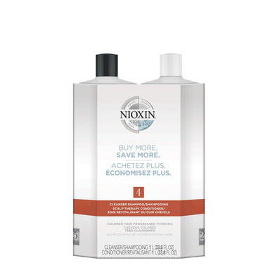 Nioxin System 4 Litre Duo