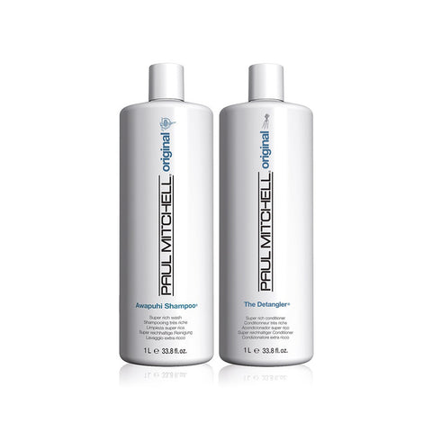 Paul Mitchell Awapuhi/Detangler Duo