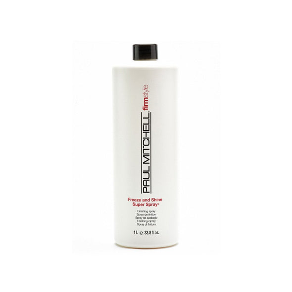 Paul Mitchell Freeze & Shine Super Spray Litre